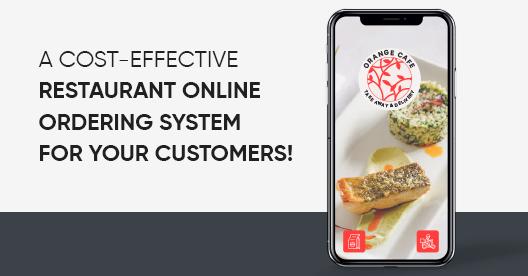 Online Ordering System | Food Ordering App for Restaurant